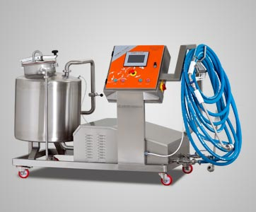 YOGURT FILLING MACHINE
